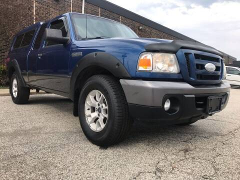 2008 Ford Ranger for sale at Classic Motor Group in Cleveland OH