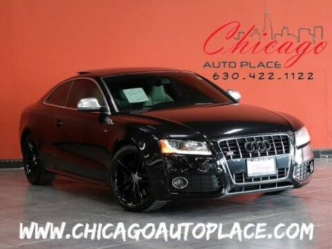 2009 Audi S5 for sale at Chicago Auto Place in Bensenville IL