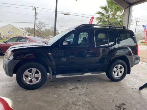 2010 Nissan Xterra for sale at M & M Motors in Angleton TX