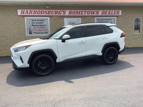 2019 Toyota RAV4 for sale at Auto Martt, LLC in Harrodsburg KY