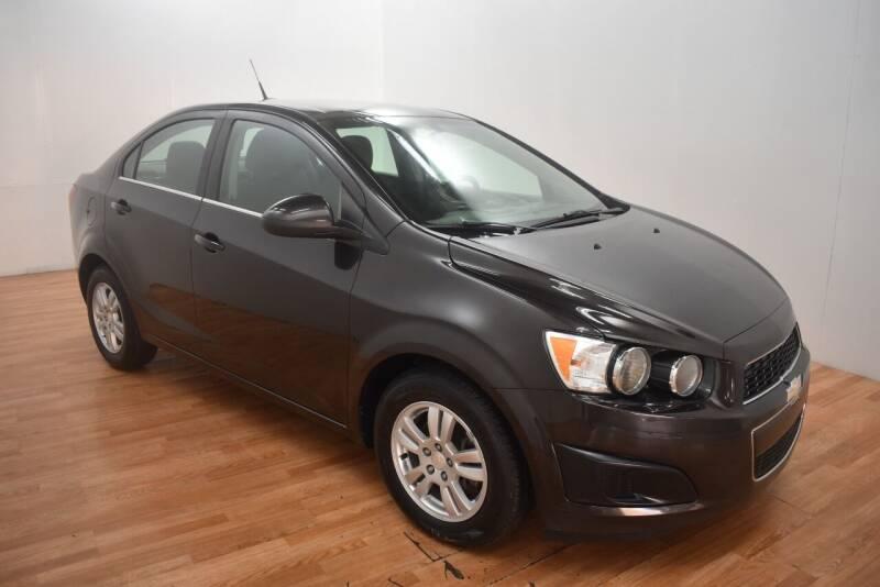 2014 Chevrolet Sonic for sale at Elite Auto Sales of MI, INC in Grand Rapids MI