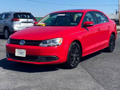 2013 Volkswagen Jetta for sale at Clear Choice Auto Sales in Mechanicsburg PA