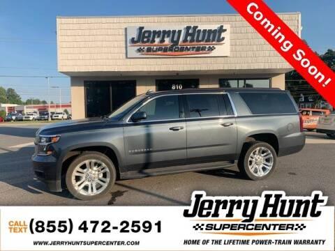 2019 Chevrolet Suburban for sale at Jerry Hunt Supercenter in Lexington NC