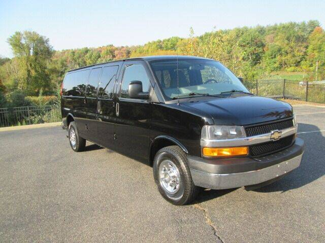 2014 Chevrolet Express Passenger for sale at Tri Town Truck Sales LLC in Watertown CT