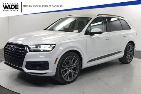 2019 Audi Q7 for sale at Stephen Wade Pre-Owned Supercenter in Saint George UT