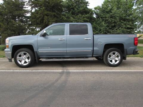 2015 Chevrolet Silverado 1500 for sale at Joe's Motor Company in Hazard NE