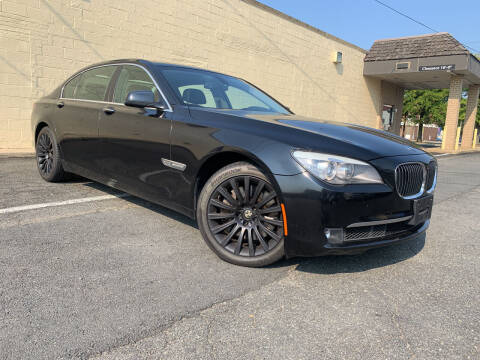 2012 BMW 7 Series for sale at DC Motors in Springfield VA