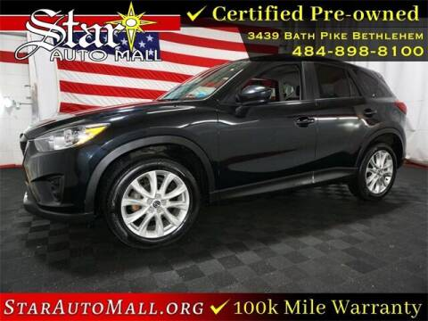2014 Mazda CX-5 for sale at STAR AUTO MALL 512 in Bethlehem PA
