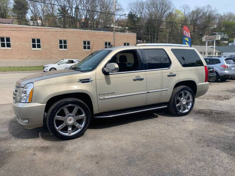 2009 Cadillac Escalade for sale at Showcase Motors in Pittsburgh PA