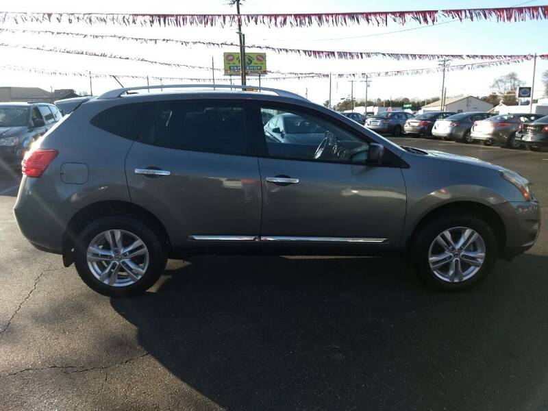 2015 Nissan Rogue Select for sale at Kenny's Auto Sales Inc. in Lowell NC