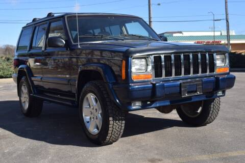 2000 Jeep Cherokee for sale at NEW 2 YOU AUTO SALES LLC in Waukesha WI
