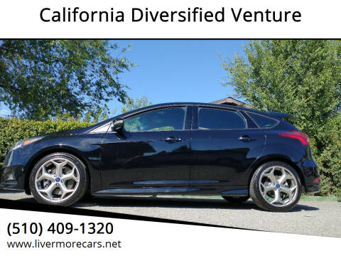 2016 Ford Focus for sale at California Diversified Venture in Livermore CA