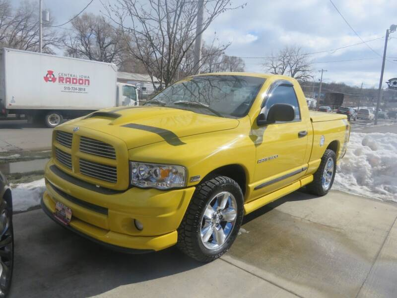 2004 Dodge Ram Pickup 1500 for sale at Azteca Auto Sales LLC in Des Moines IA