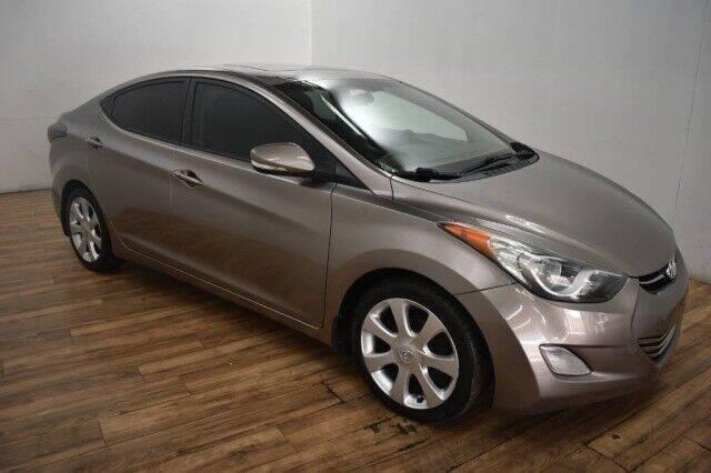 2013 Hyundai Elantra for sale at Paris Motors Inc in Grand Rapids MI