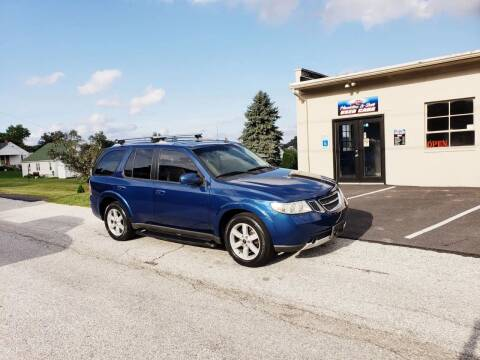 2006 Saab 9-7X for sale at Hackler & Son Used Cars in Red Lion PA