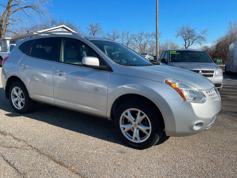 2008 Nissan Rogue for sale at Kelly Motors in Johnston IA