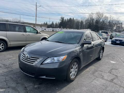 2008 Toyota Camry Hybrid for sale at ARG Auto Sales in Jackson MI