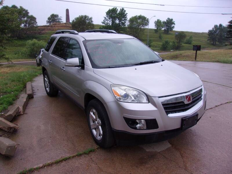 2007 Saturn Outlook for sale at Barney's Used Cars in Sioux Falls SD