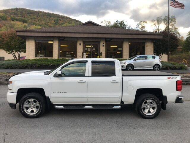 2018 Chevrolet Silverado 1500 for sale at K & L AUTO SALES, INC in Mill Hall PA