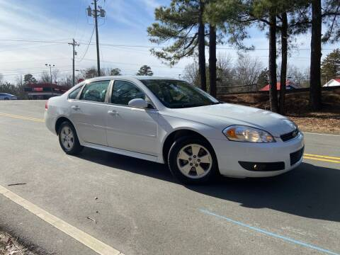 2011 Chevrolet Impala for sale at THE AUTO FINDERS in Durham NC