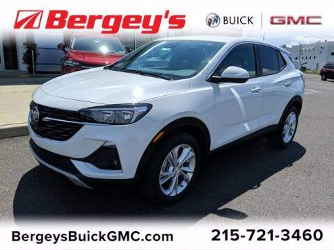 2021 Buick Encore GX for sale at Bergey's Buick GMC in Souderton PA