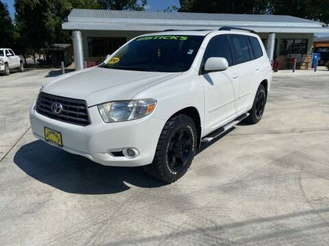2010 Toyota Highlander for sale at Bostick's Auto & Truck Sales in Brownwood TX
