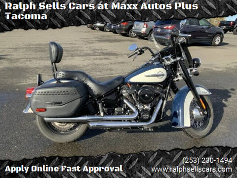 2019 Harley-Davidson HERITAGE SOFT TAIL for sale at Ralph Sells Cars at Maxx Autos Plus Tacoma in Tacoma WA