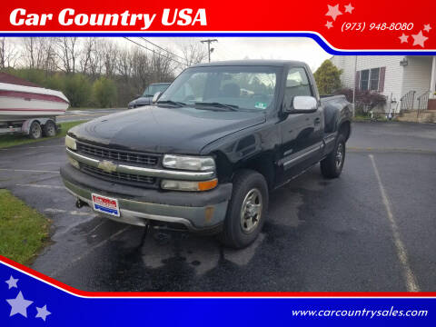 2001 Chevrolet Silverado 1500 for sale at Car Country USA in Augusta NJ