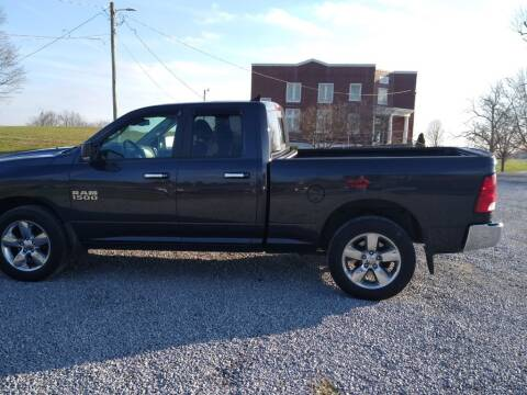 2015 RAM Ram Pickup 1500 for sale at Dealz on Wheelz in Ewing KY
