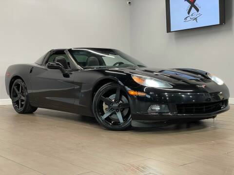 2010 Chevrolet Corvette for sale at TX Auto Group in Houston TX