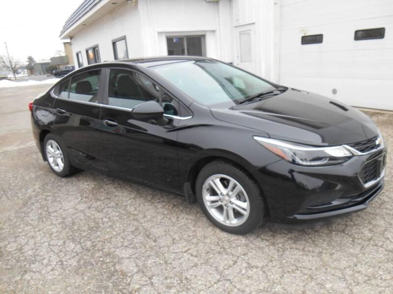 2017 Chevrolet Cruze for sale at Unity Motors LLC in Jenison MI