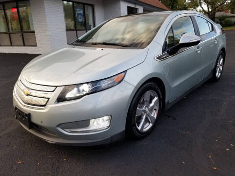 2012 Chevrolet Volt for sale at Cedar Auto Group LLC in Akron OH