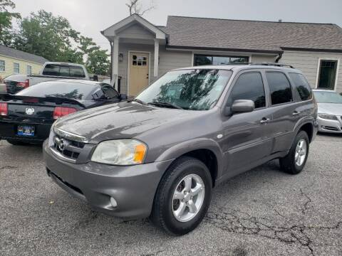 2006 Mazda Tribute for sale at M & A Motors LLC in Marietta GA