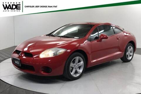 2007 Mitsubishi Eclipse for sale at Stephen Wade Pre-Owned Supercenter in Saint George UT