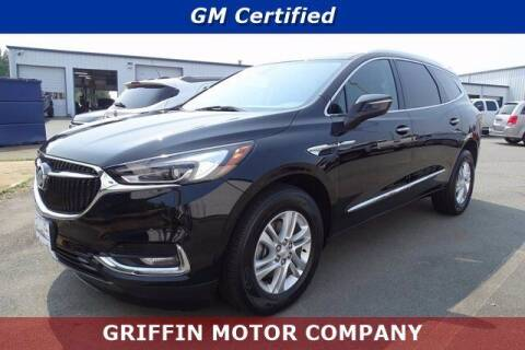 2018 Buick Enclave for sale at Griffin Buick GMC in Monroe NC