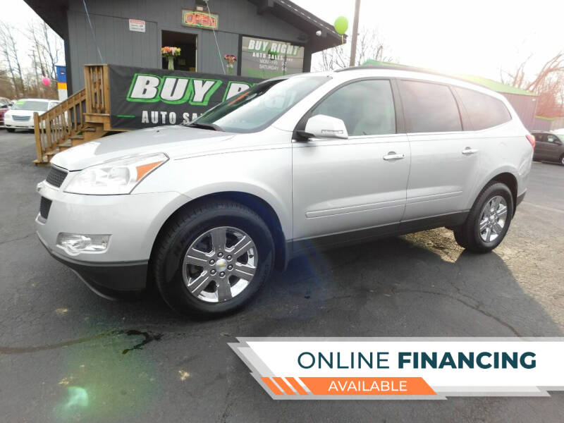 2011 Chevrolet Traverse for sale at Buy Right Auto Sales Inc in Fort Wayne IN