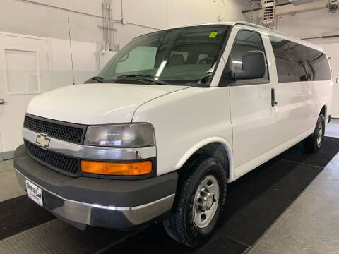 2009 Chevrolet Express Passenger for sale at TOWNE AUTO BROKERS in Virginia Beach VA