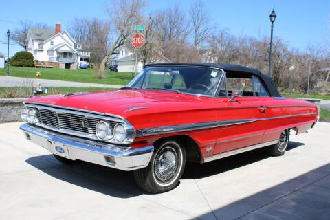 1964 Ford Galaxie 500 for sale at Great Lakes Classic Cars & Detail Shop in Hilton NY
