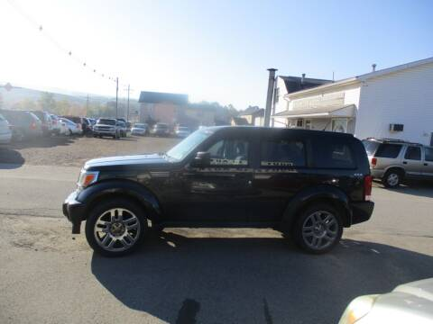 2011 Dodge Nitro for sale at ROUTE 119 AUTO SALES & SVC in Homer City PA