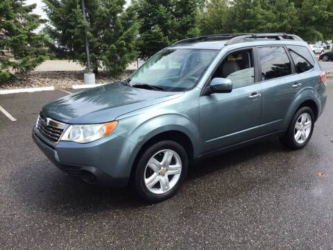 2009 Subaru Forester for sale at Bromax Auto Sales in South River NJ