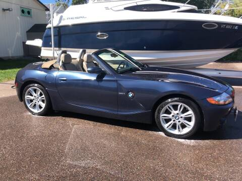2003 BMW Z4 for sale at Dussault Auto Sales in Saint Albans VT