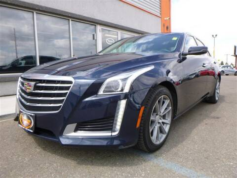 2017 Cadillac CTS for sale at Torgerson Auto Center in Bismarck ND