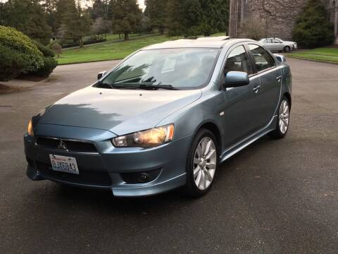 2009 Mitsubishi Lancer for sale at First Union Auto in Seattle WA