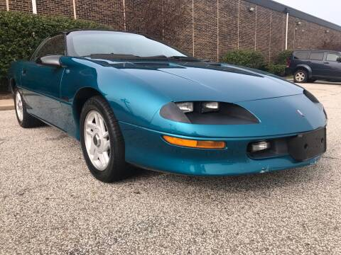 1994 Chevrolet Camaro for sale at Classic Motor Group in Cleveland OH