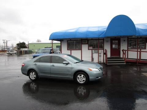 2008 Toyota Camry for sale at Jim's Cars by Priced-Rite Auto Sales in Missoula MT