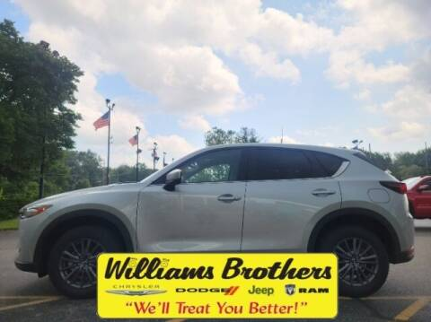 2019 Mazda CX-5 for sale at Williams Brothers - Pre-Owned Monroe in Monroe MI