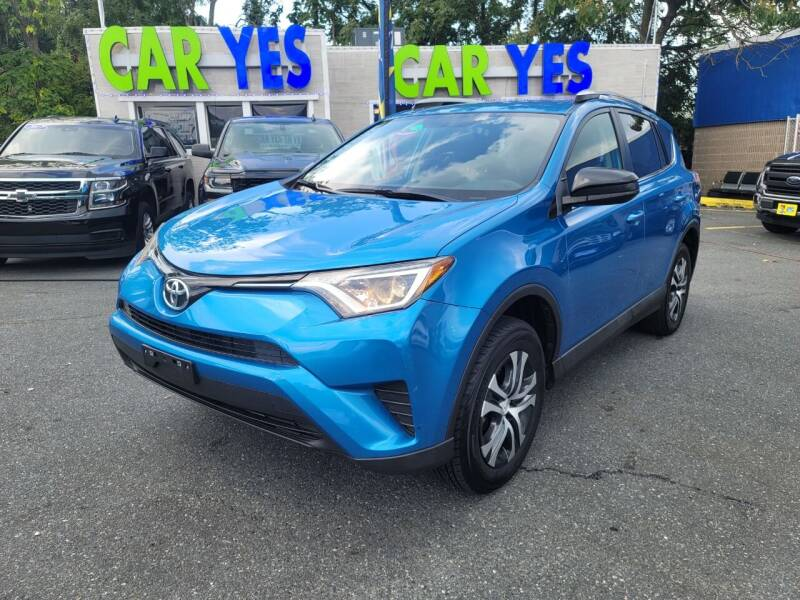 2016 Toyota RAV4 for sale at Car Yes Auto Sales in Baltimore MD