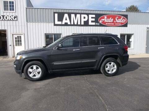2011 Jeep Grand Cherokee for sale at Lampe Auto Sales in Merrill IA
