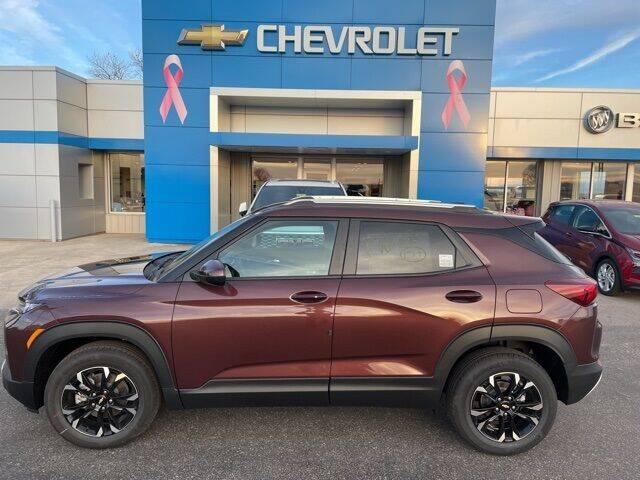 2022 Chevrolet TrailBlazer for sale in Finley, ND