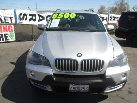 2008 BMW X5 for sale at Quick Auto Sales in Modesto CA